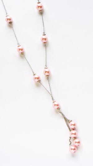 Pinkpearls Halsband