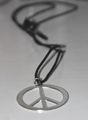 Peace Halsband