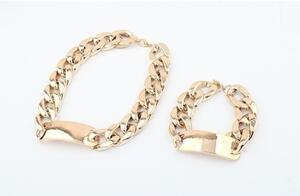 Chunky chain Halsband