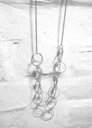 Långt halsband - Circle 21
